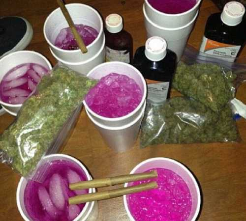 Actavis Promethazine Codeine Purple Cough Syrup